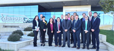 The Danosa_UK team visited DANOSA_SPAIN