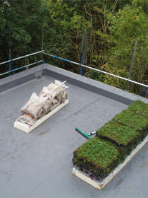Glentowy, Billericay (High-Tech Membrane Roofing)